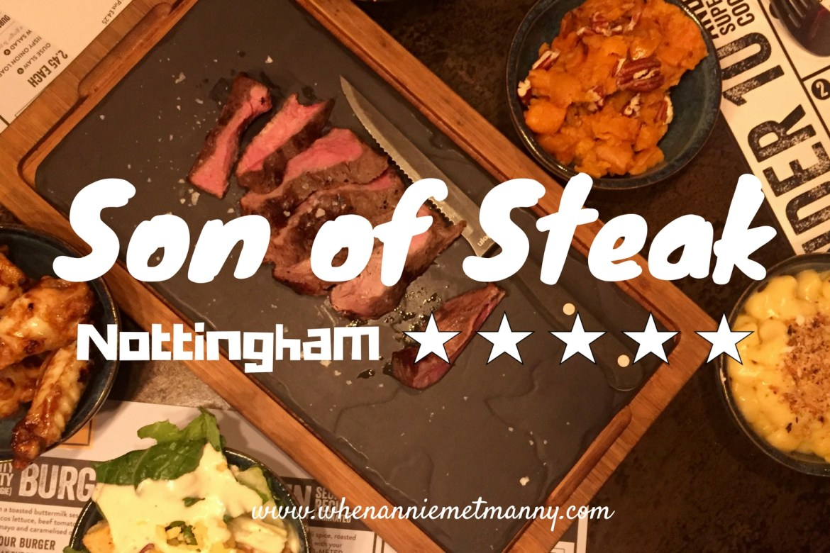 Son of Steak - Nottingham