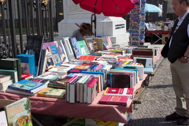 books in Berlin