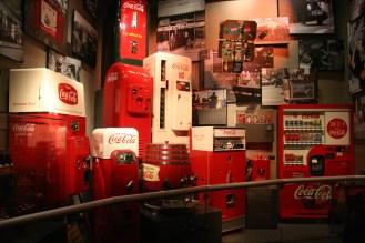 all things Coca Cola, Atlanta