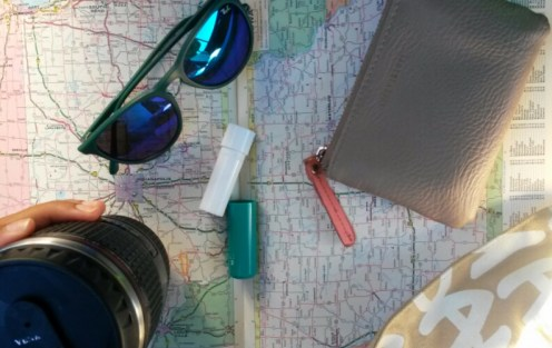 Roadtrip planning
