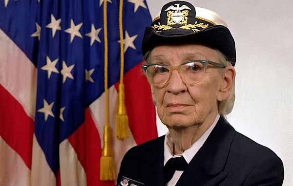 Women in Tech: Who is Grace Hopper?