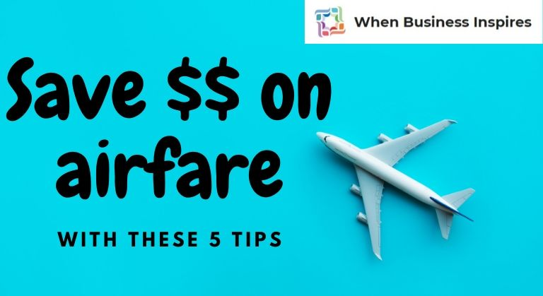 Cheap airfare tips