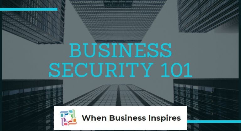 Business security basics