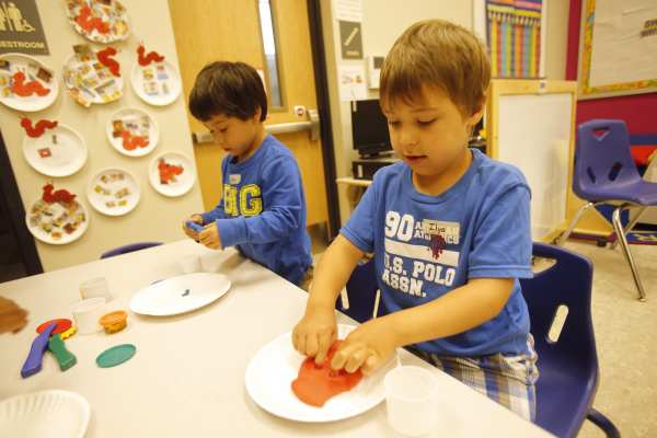 Laying Foundation Early Childhood Education