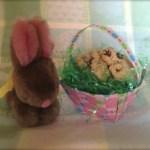Quick Easter Paper Basket