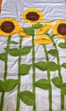 Sunflower Sheet