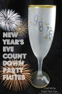 New Years Eve Flutes
