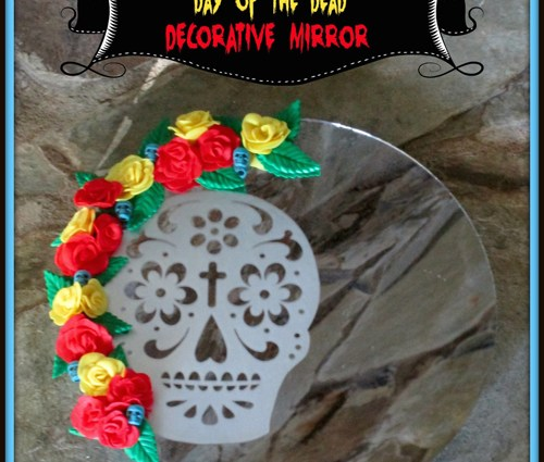 Day of the Dead Mirror