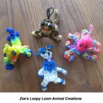 Book Review: Loopy Loom Rubber Band Animals