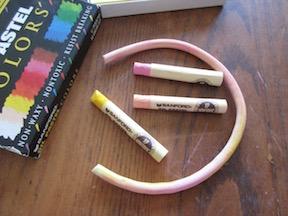 Summer Sherbet Tube Bead Bracelet How 2