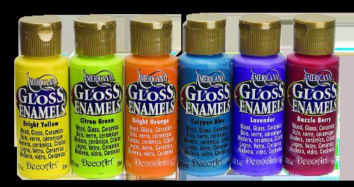 DecoArt Gloss Enamels