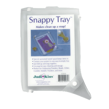 JudiKin's Snappy Tray