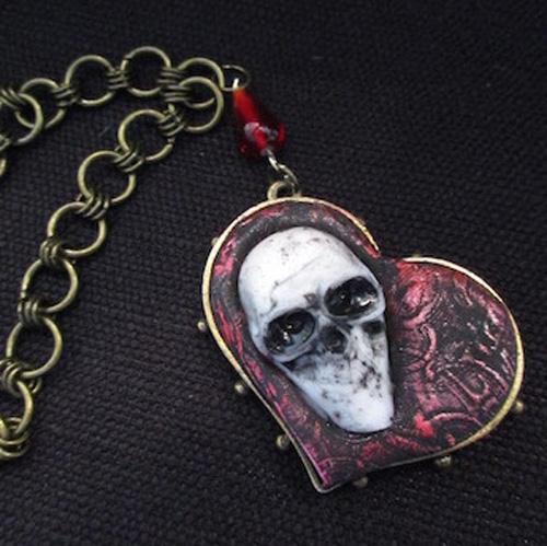 Gothic Romance Pendant