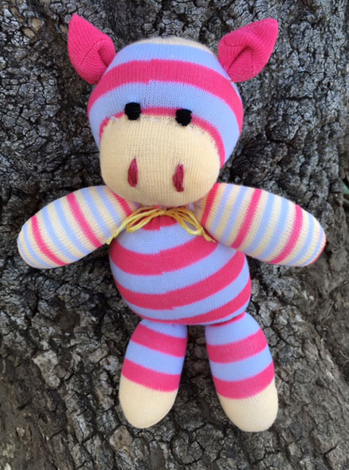 This Little Piggy Sock Animal