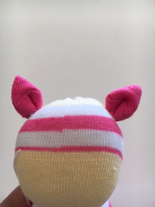 This Little Piggy Sock Animal Illustration 10