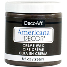 DecoArt Americana Decor Creme Wax