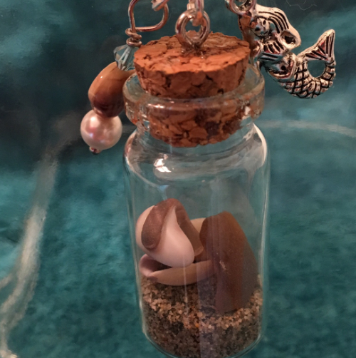 Beach Treasure Necklace