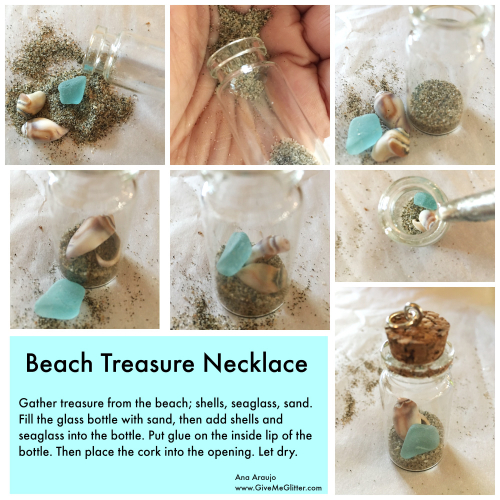 Step Two Beach Necklace