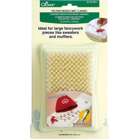 Clover® Needle Felting Brush Mats