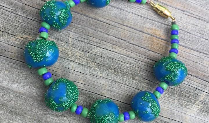Earth Beads Bracelet