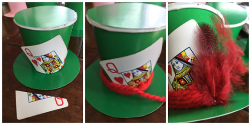 Mad Hatter Hat steps 3