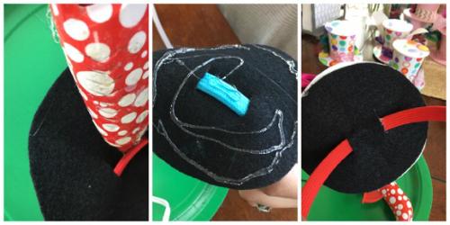 Mad Hatter Hat steps 6