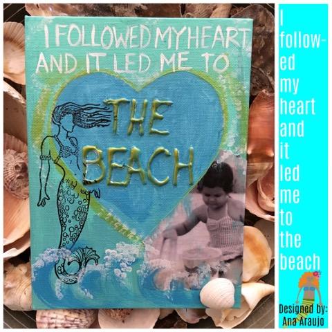 The Beach Cover