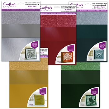 Crafter's Companion Luxury Cardstock