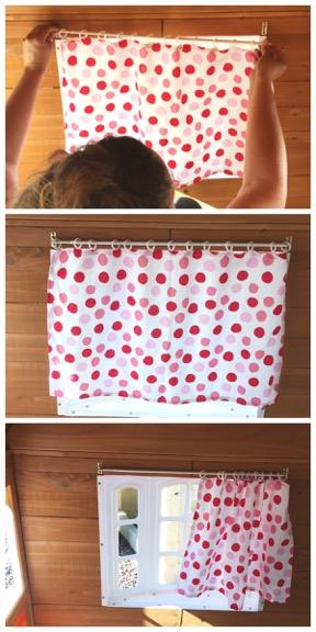 Playhouse Curtains How 4