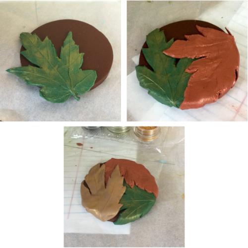 Leaves Pendant How 6