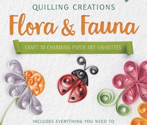 Quilling Creations Cover