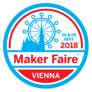 Maker Faire Vienna logo