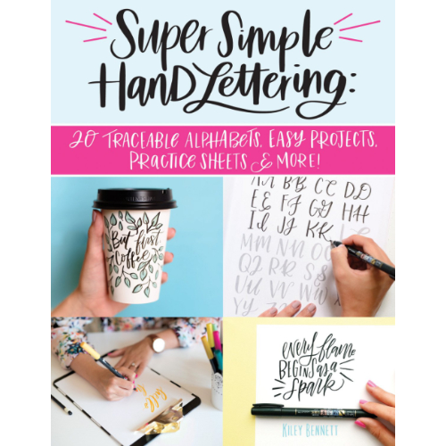 Super Simple Hand Lettering cover