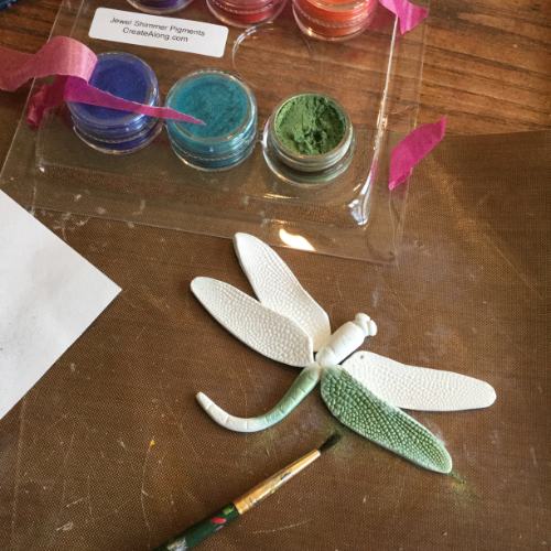 Dragonfly Pendant How To 4
