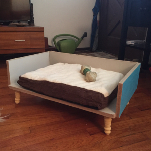 Moochi's Pet Bed