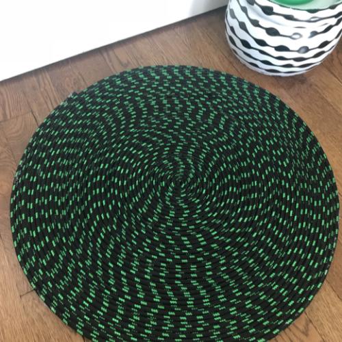 Handmade Rope Rug