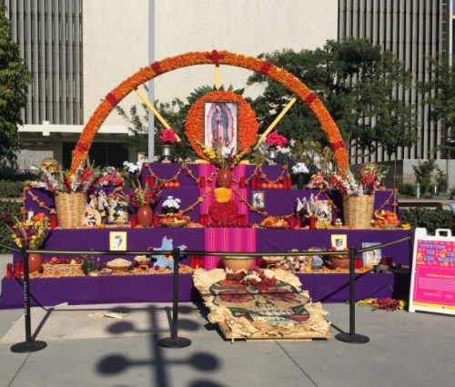 Dia de Los Muertos LA