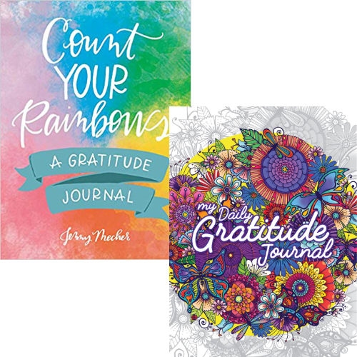 Two New Gratitude Journals
