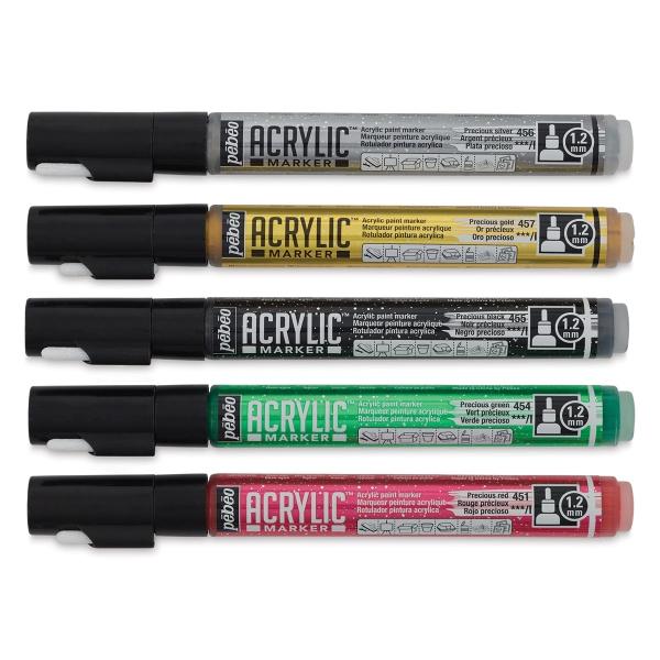 Pēbēo Acrylic Markers