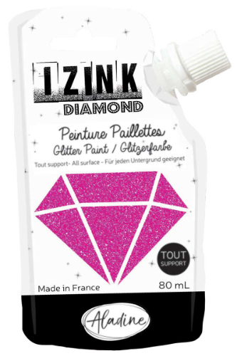 Aladine Izink Diamond Glitter Paint