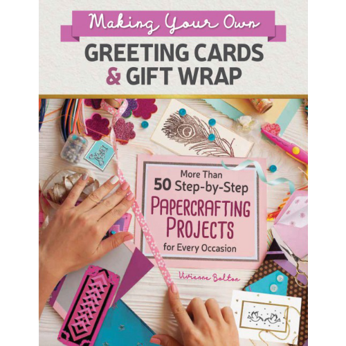 Make Your Own Greeting Cards and Gift Wrap