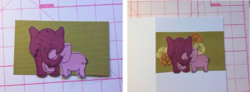 Elephant Love Card How 9-10