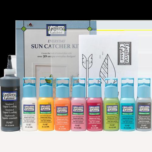 Gallery Glass Everyday Sun Catcher Kit