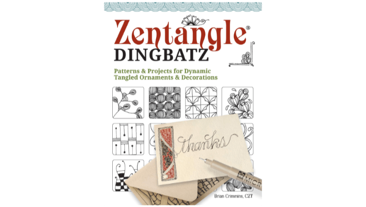 Zentangle Dingbatz Cover