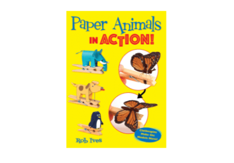 Paper Animals in Action Cvr