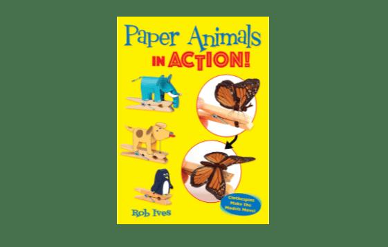 Paper Animals in Action Cvr