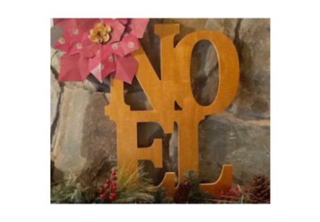 Golden Noel Holiday Decor featured