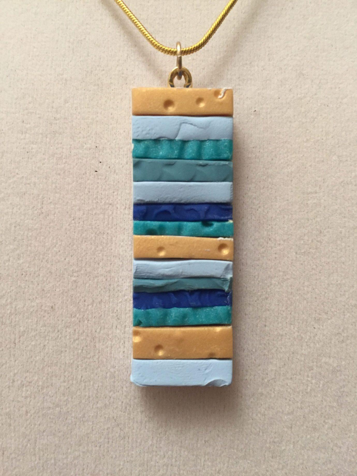 Textural Variety Pendant