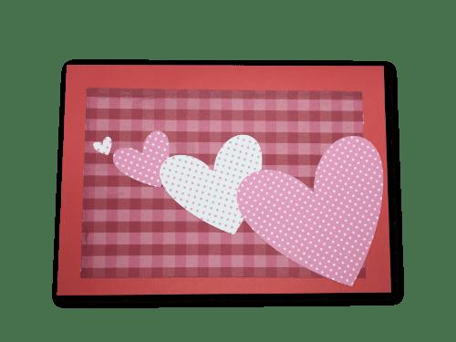 Truck Fullof Hearts Card featured