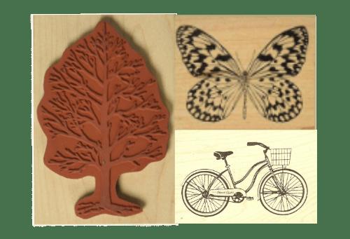JudiKins Stamp Collage